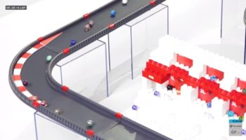 Watch This Exhilarating Marble Race Filmed With Ridiculously High Production Values