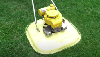 Man Restores A Hovering Lawn Mower From 1965 To Its Former Glory