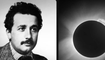 How A Photo Of A Solar Eclipse Redefined Gravity And Turned Albert Einstein Into A Celebrity