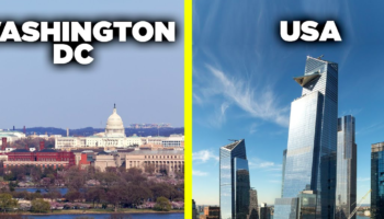 The Reason Why You Don't See Any Skyscrapers In Washington DC