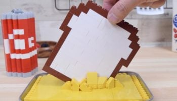 Here's A Delicious Looking Stop-Motion Animation Of French Toast Being Made Out Of Legos