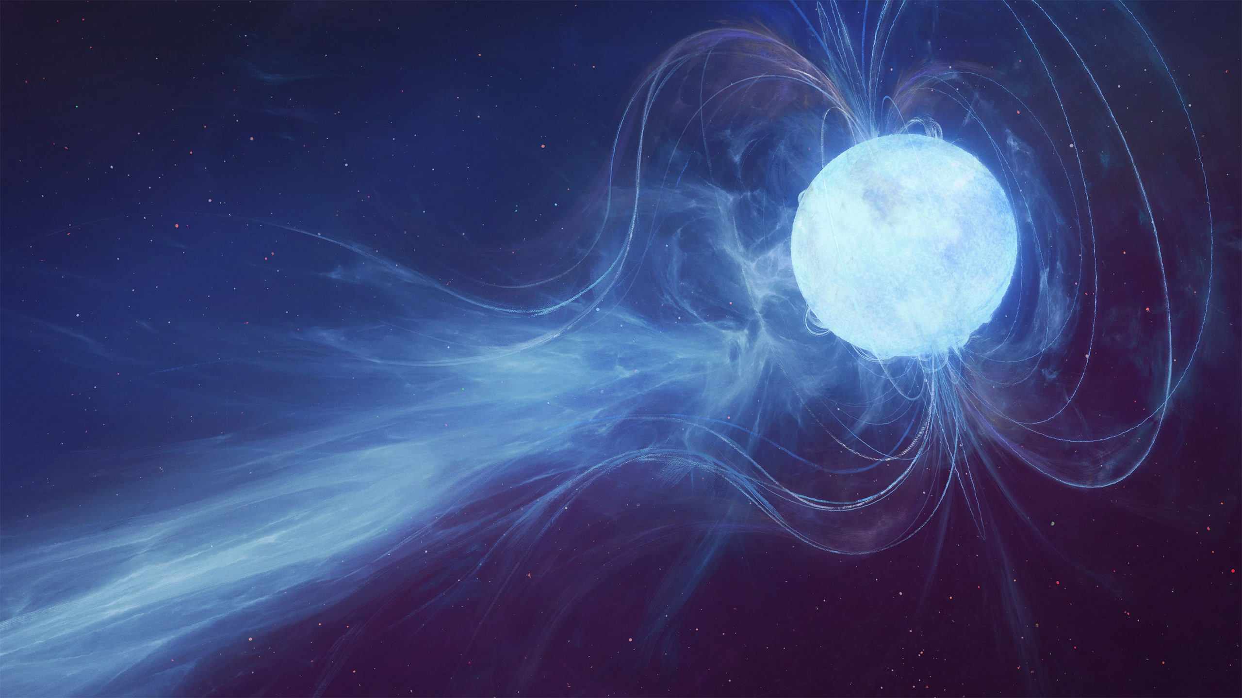 A Surprise Discovery Shows Magnetars Create Fast Radio Bursts