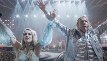 Will Ferrell And Rachel McAdams Are Goofy Singers In Ridiculous 'Eurovision Song Contest' Trailer