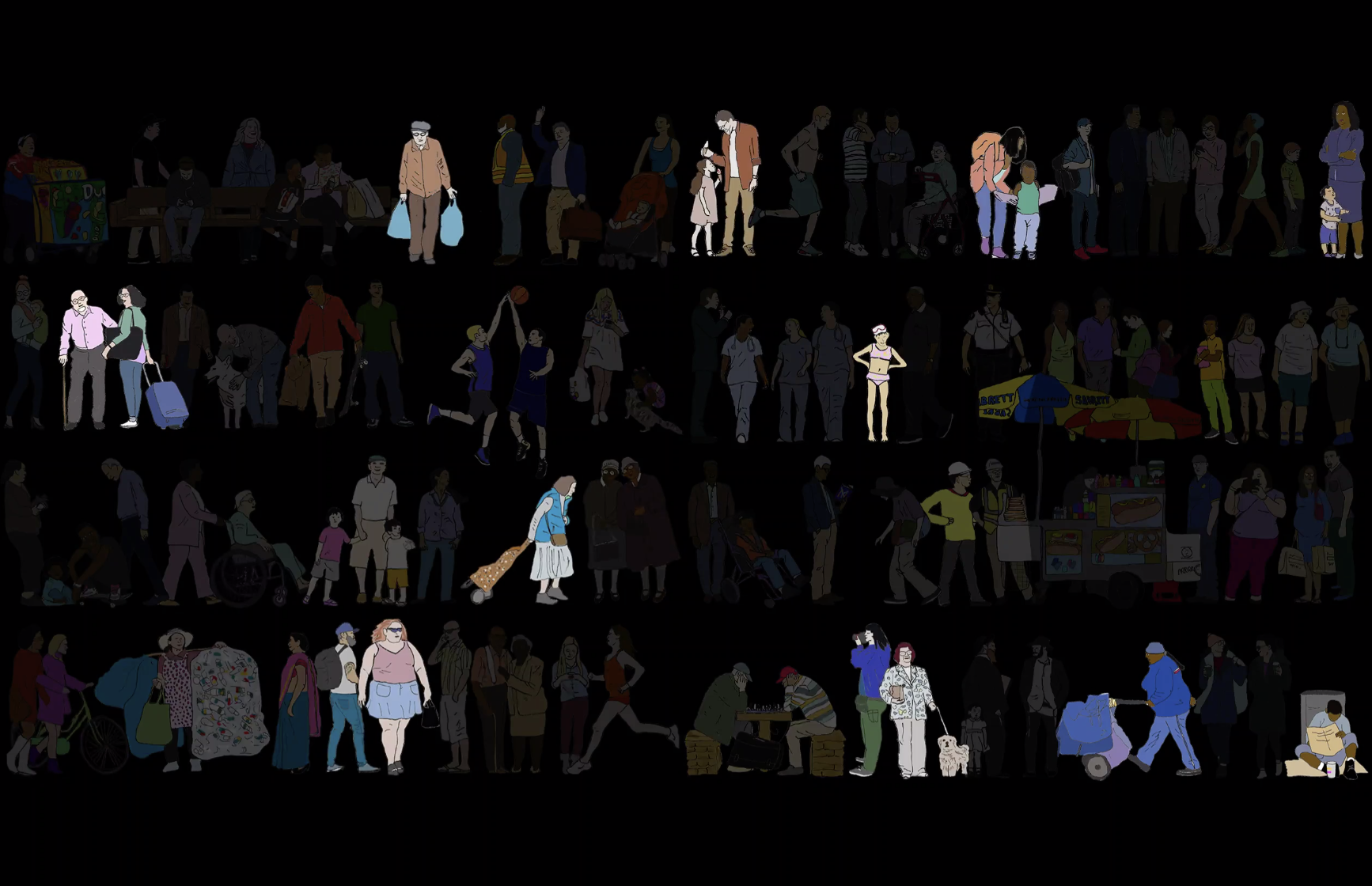 The Inequalities That Determine How The Pandemic Affects New Yorkers, Visualized