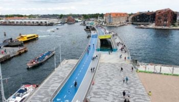 Why Copenhagen's Bicycle Bridges Are So Godawful