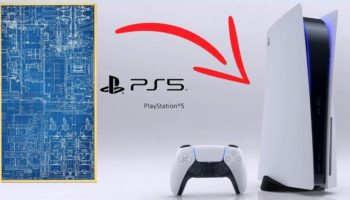 Guy Has Creative Way Of Building A PlayStation 5 By Hand That's Not Ridiculously Destructive At All