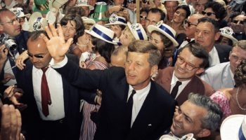 How JFK Paved The Way For Donald Trump