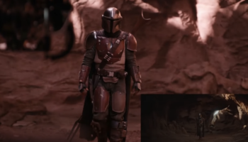 Here's Why 'The Mandalorian' Used Virtual LED Sets Over Green Screen For Special Effects
