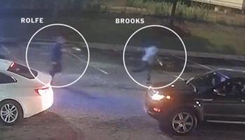 How Rayshard Brooks Was Fatally Shot By The Atlanta Police