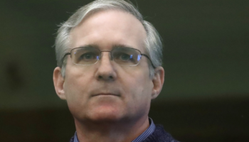 American Paul Whelan, Held In Russia On Spy Charges, Is Sentenced To 16 Years