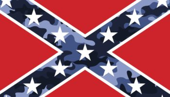 Why The Confederate Flag Flew During World War II