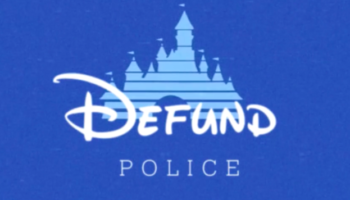 What Would Movie And TV Production Logos Look Like If They Supported Defunding The Police