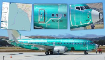 The Mysterious Case Of The Air Force's New, Strangely Modified 737