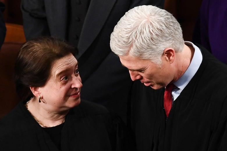 Conservative Activists And Pundits Are Melting Down Over Gorsuch's Embrace Of LGBTQ Rights