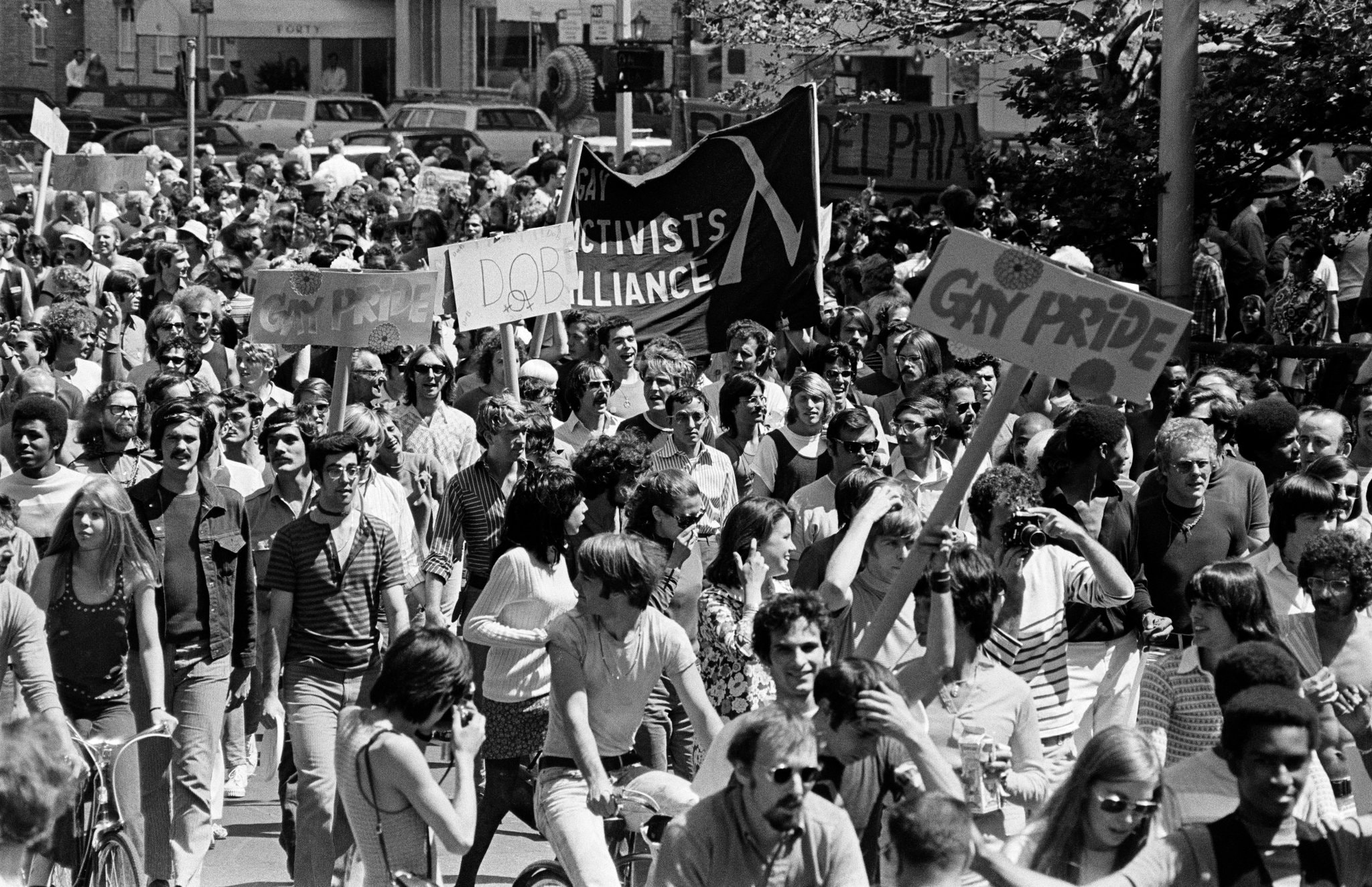 An Oral History Of The First NYC Pride Parade