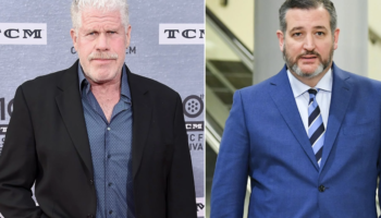 In Case You Missed It, Ron Perlman Has Pledged To Donate $50,000 To Black Lives Matter If Ted Cruz Wrestles Him
