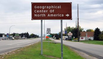 Journey To The Geographical Center Of North America