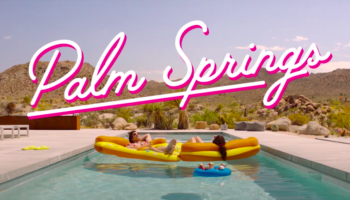 Andy Samberg Is Stuck In A Wacky Time Loop At A Wedding In 'Palm Springs' Trailer