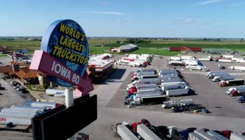 The World's Largest Truck Stop Is The Most 'Merica Destination To Visit