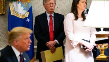 Bolton's Book Says Trump Impeachment Inquiry Missed Other Troubling Actions