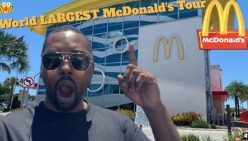 What It's Like To Go Inside The World's Largest McDonald's