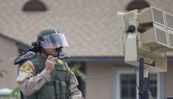 How To Dodge And Disarm The Sonic Weapon Used By Police