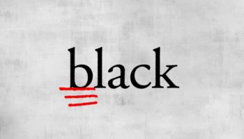 The Case For Capitalizing The B In Black