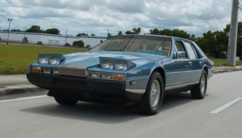 How An Oddball Car Of The Future Saved Aston Martin, And Almost Killed It