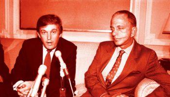 Donald Trump's Mentor Killed My Grandparents