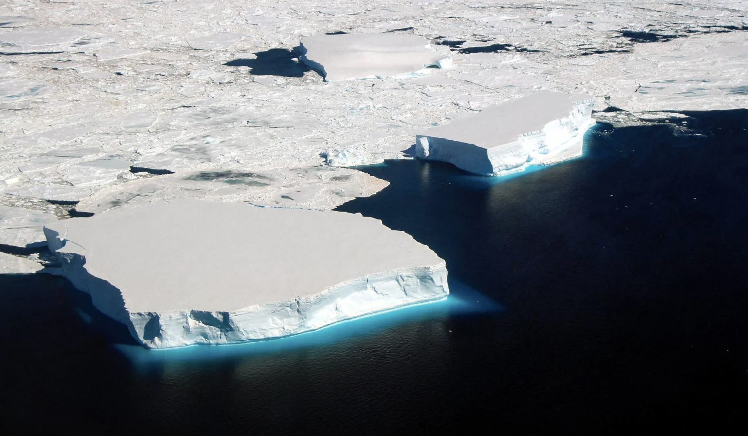 Mystery Of Antarctica's Record Drop In Sea Ice Has Been Solved