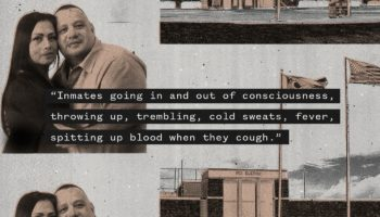 How Federal Prisons Became Coronavirus Death Traps