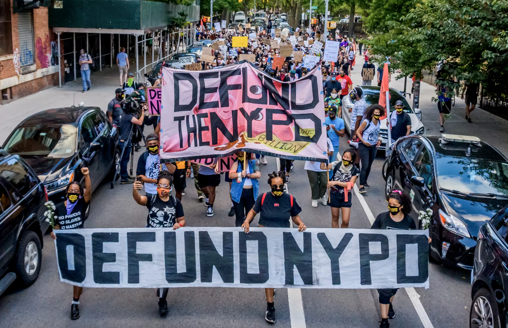 The Fight To 'Defund' The NYPD, Explained