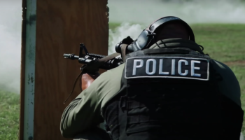 The 'Warrior Cop' Is A Toxic Mentality. And A Lucrative Industry