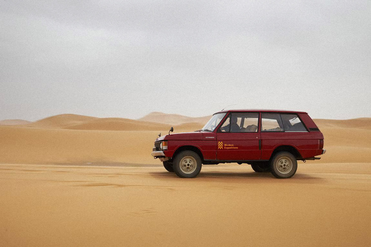 Looking Back At 50 Years Of Range Rover With The World's Most Obsessive Collection