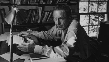 Imagining One Last Lunch With My Father, John Cheever