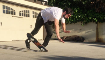 Why Washed-Up Dudes Like Me Can't Let The Skateboard Go