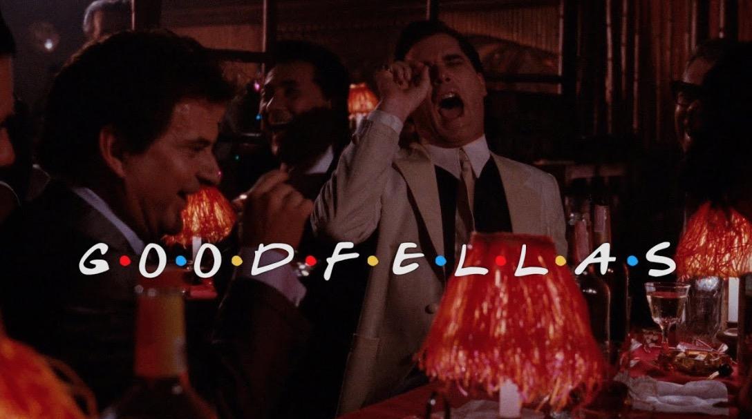 Someone Transformed 'Goodfellas' Into A '90s Sitcom - Digg