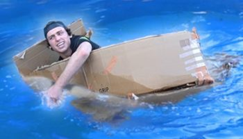 How Effective Is A Cardboard Boat At Floating?