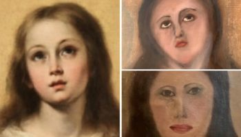 Experts Call For Regulation After Latest Botched Art Restoration In Spain