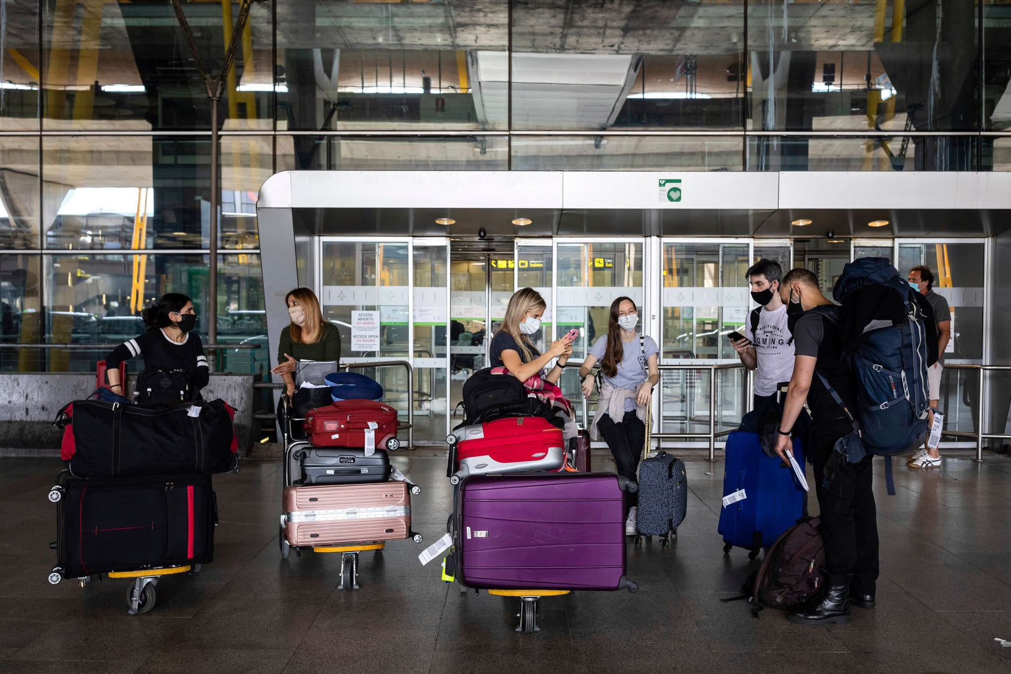 EU May Bar American Travelers As It Reopens Borders, Citing Failures On Virus