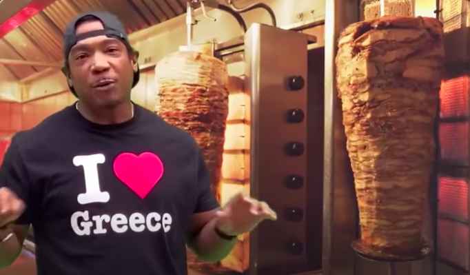 Watch This Bizarre, Expletive-Filled Gyro Commercial With Ja Rule