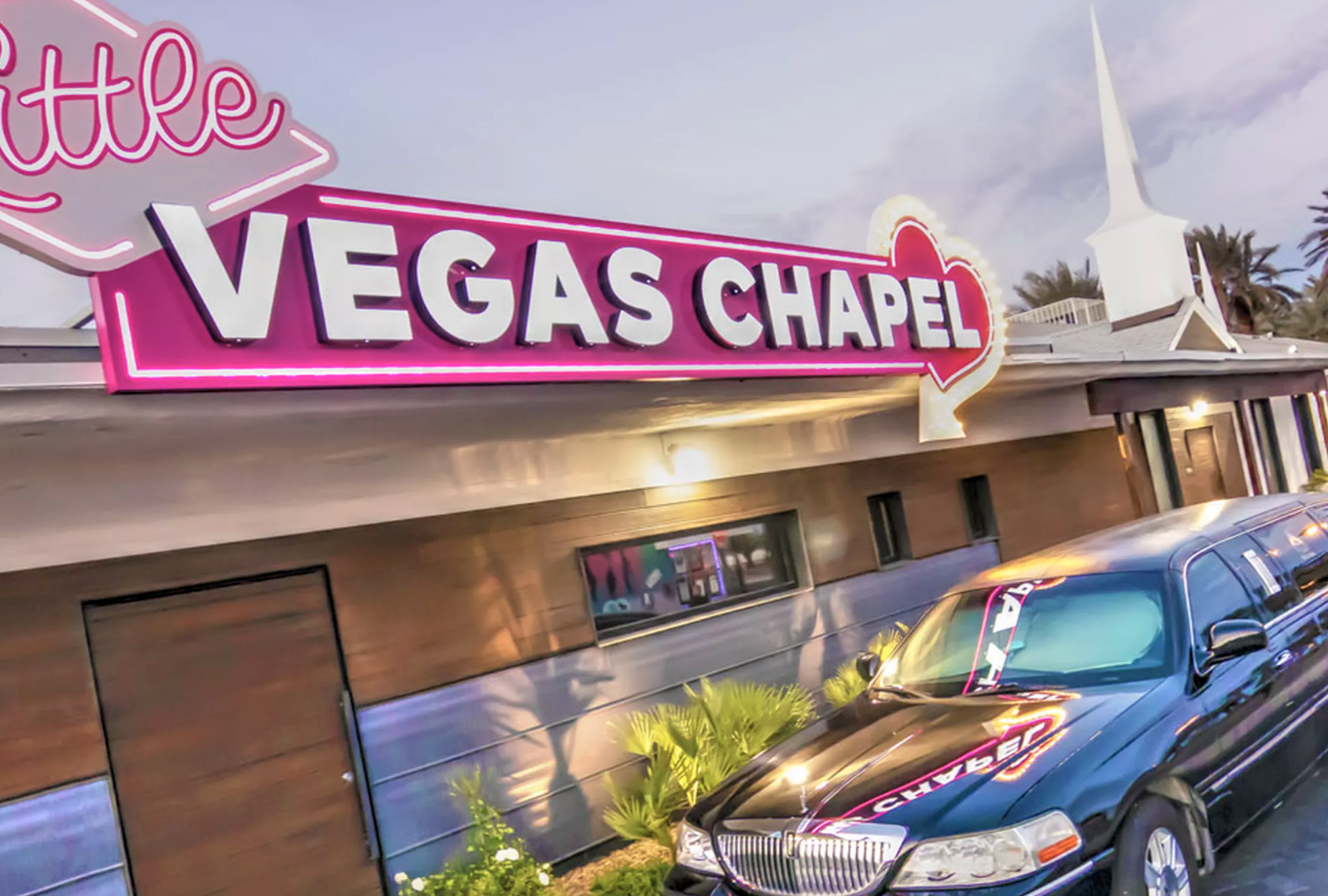 10 Weddings A Day: What It's Like To Run A Wedding Chapel In Las Vegas
