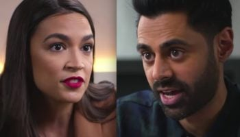 Watch The Full Uncut Interview Between Alexandria Ocasio-Cortez And Hasan Minhaj On How The Green New Deal Can Save The Planet