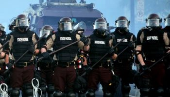 Why Do American Police Departments Look Like They're Going Off To War?
