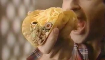 In Vintage TV Ads, A Curious Fountain Of Hope (And Cheese)