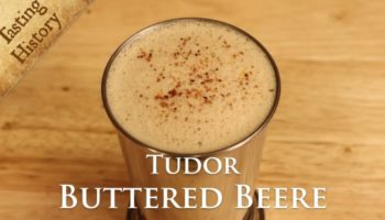 Here's A Modern Interpretation Of The 1500s Recipe For Buttered Beere That You Can Make At Home