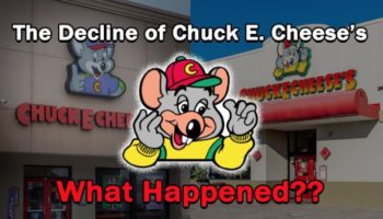 Why Did Chuck E. Cheese Go Bankrupt?