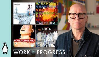 Here's How Stanley Donwood, The Artist Behind Iconic Radiohead Artwork, Works In His Studio