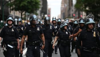 NYPD Officers Raked In $115 Million In Overtime During First Two Weeks Of Recent Protests