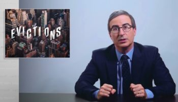 John Oliver Explains How The Coronavirus Is On The Verge Of Causing An Unprecedented Homelessness Crisis